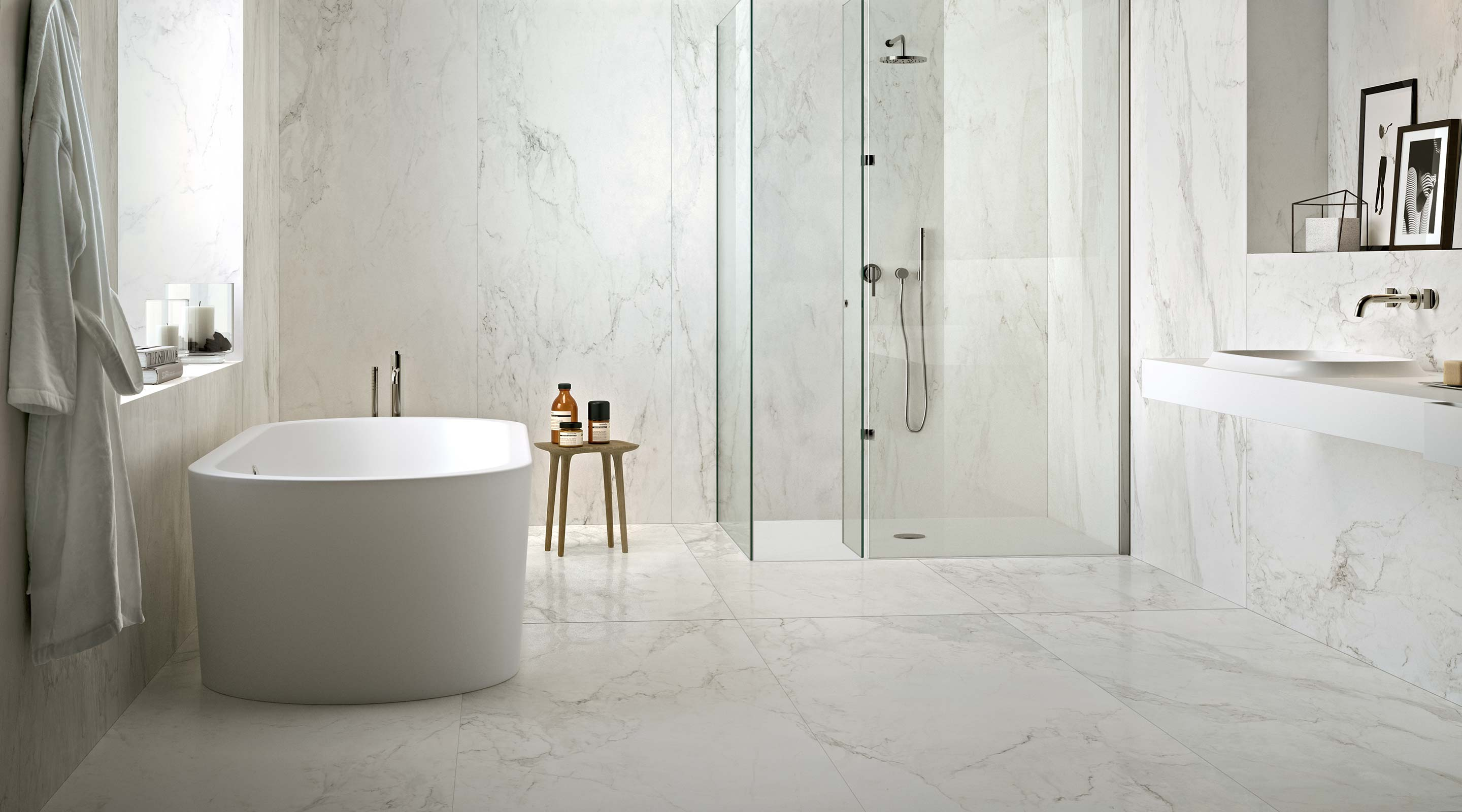 Bathroom tiles | Florim Ceramiche S.p.A.