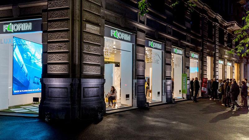 Salone Del Mobile 2018 Florim Design Week Florim