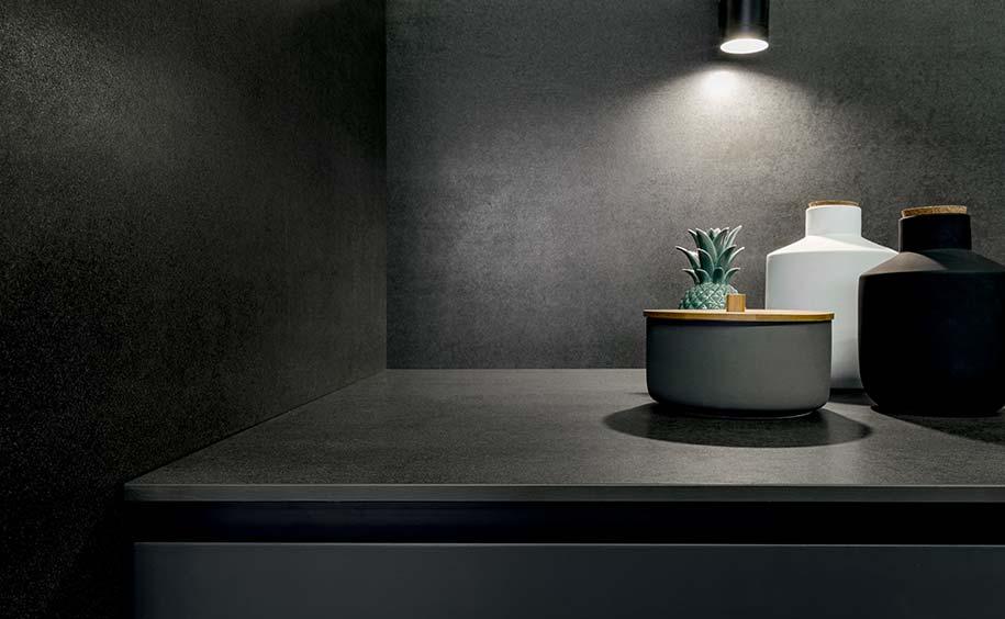 Keramik Arbeitsplatten In Metalloptik Florim Stone