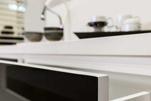 Küchenarbeitsplatte Feinsteinzeug