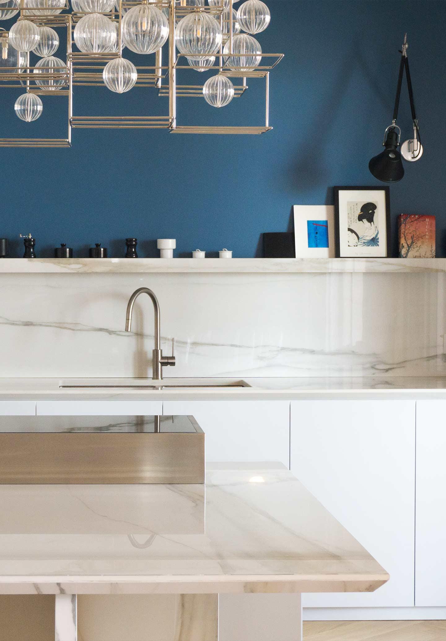 Gres Porcellanato Piastrelle Cucina porcelain kitchen countertops | florim stone
