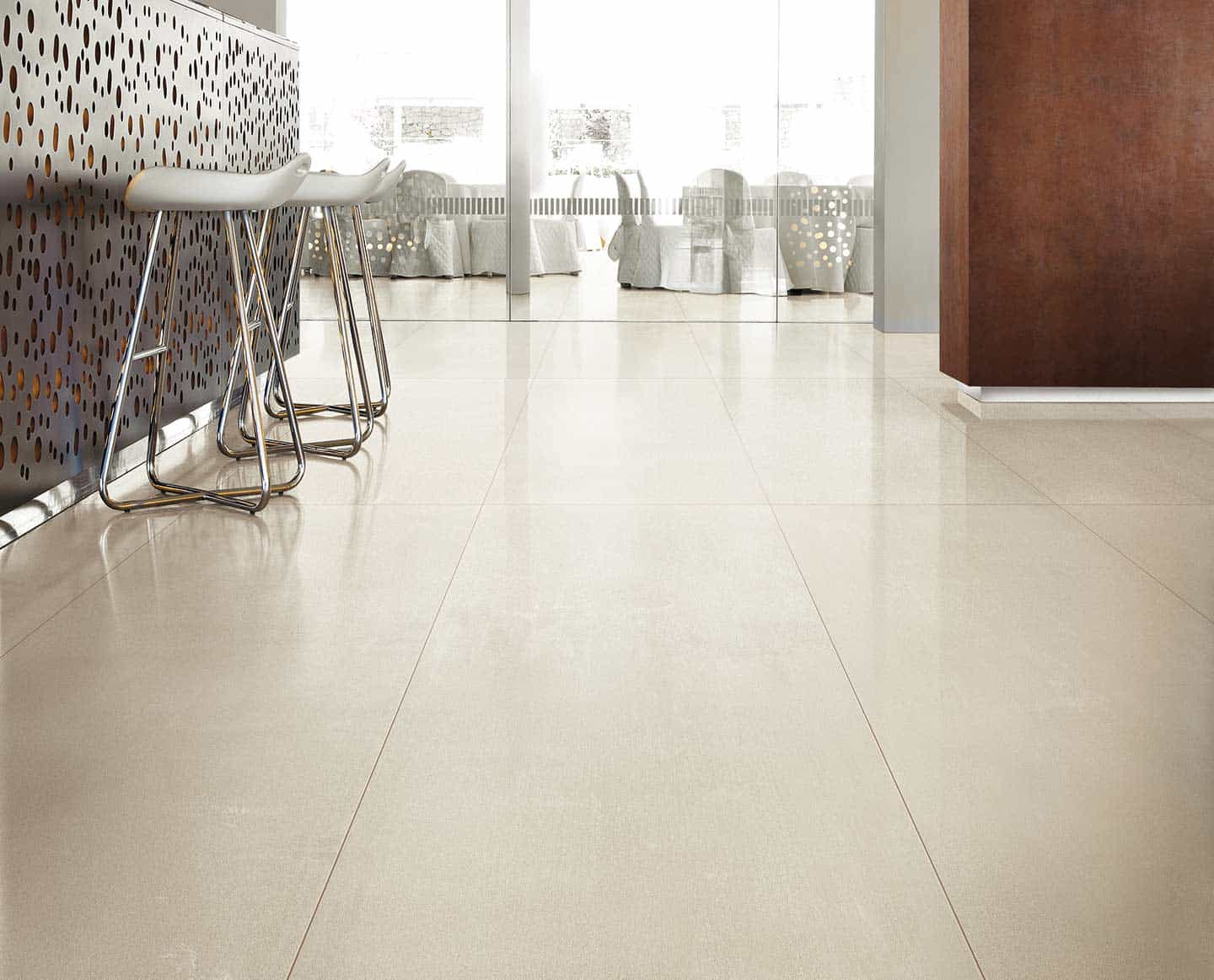 Floor gres architecture and design with tiles made in florim for Carrelage stone