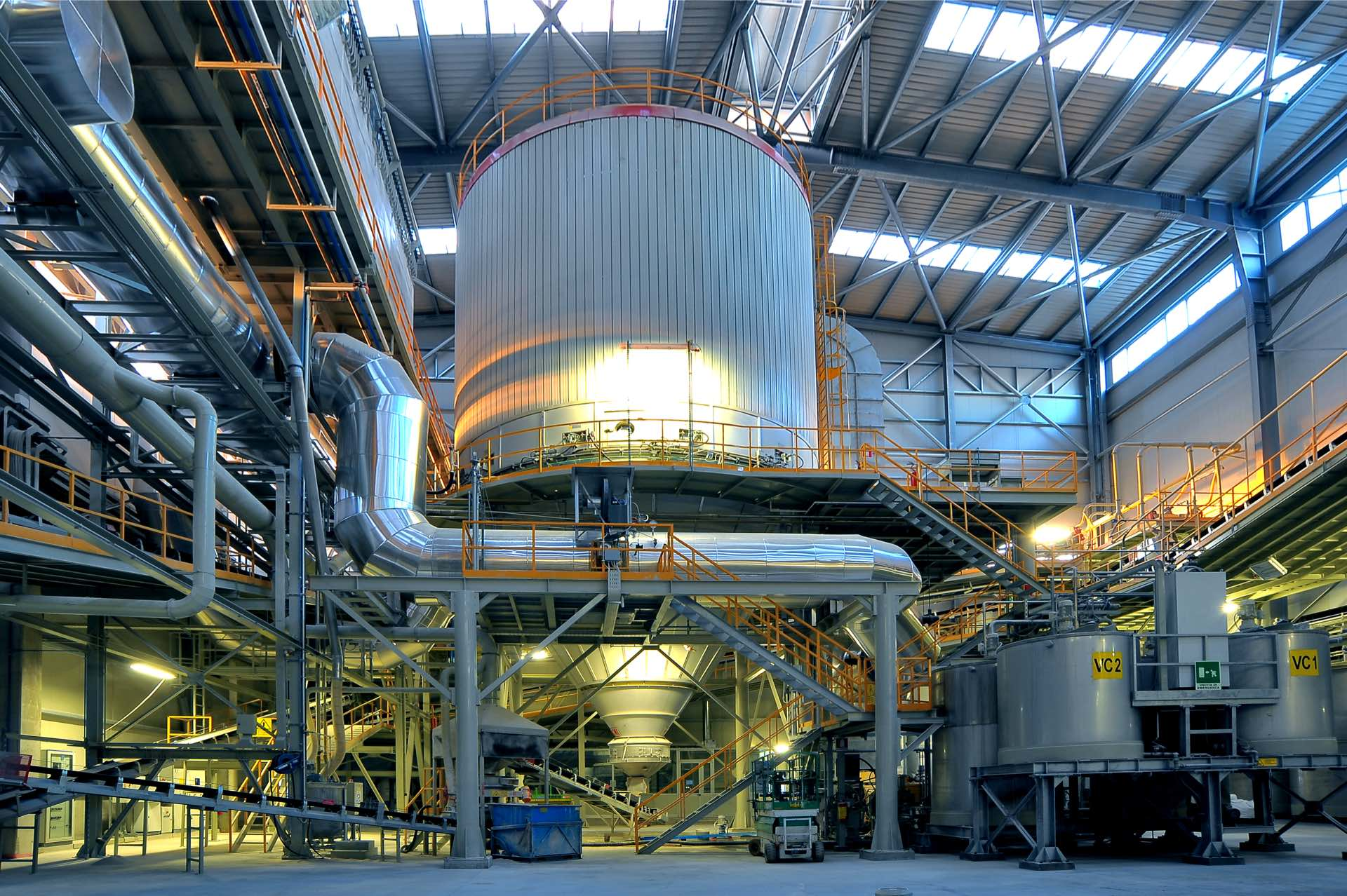 Innovation & Research in the Ceramic Industry