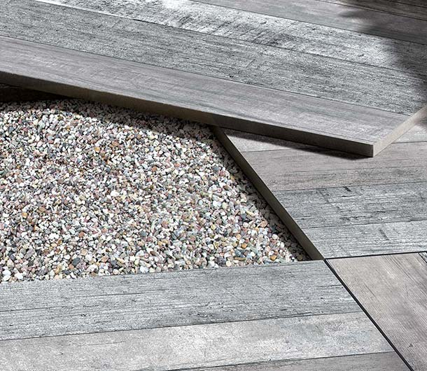 How To Lay Outdoor Tiles On Gravel Or Sand