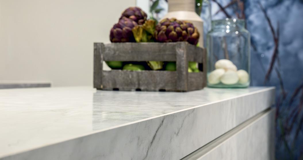 Connu Avantages du plan de travail en grès cérame | FLORIM stone VC79