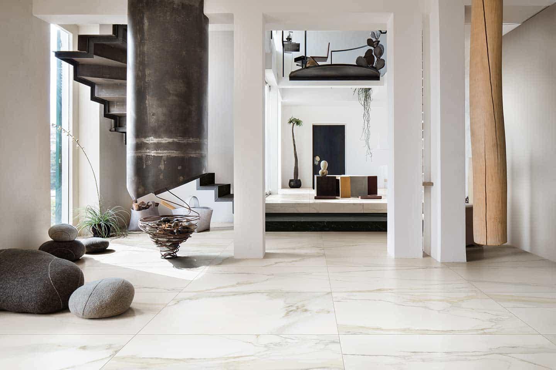 Piastrelle italiane di lusso pavimenti in gres pavimenti in