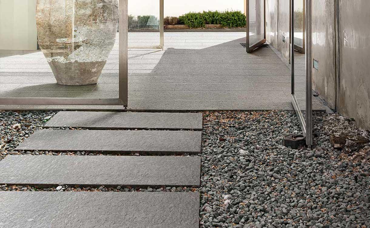 Pavimenti per esterni e terrazzi in gres porcellanato florim ceramiche