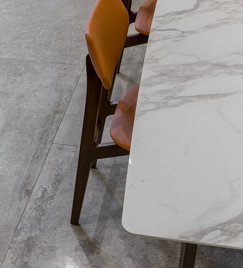 piano per tavolo in gres porcellanato