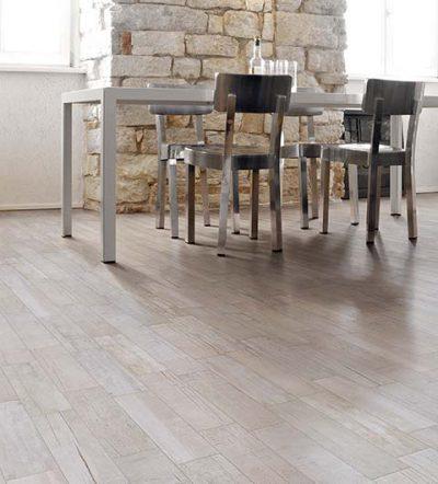 pavimento cucina legno Taiga