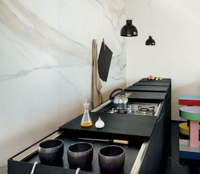 paraspruzzi cucina marmo I Classici di Rex