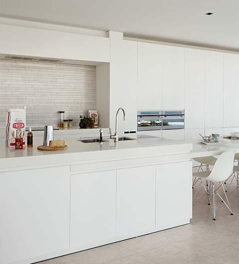 Floortech pavimento cucina