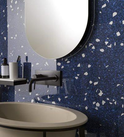 rivestimento bagno design Artwork