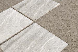 Lastre spessorate in 20 mm per pavimenti esterni florim solutions